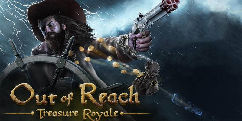 Out of Reach: Treasure Royale nuevo Battle Royale de piratas