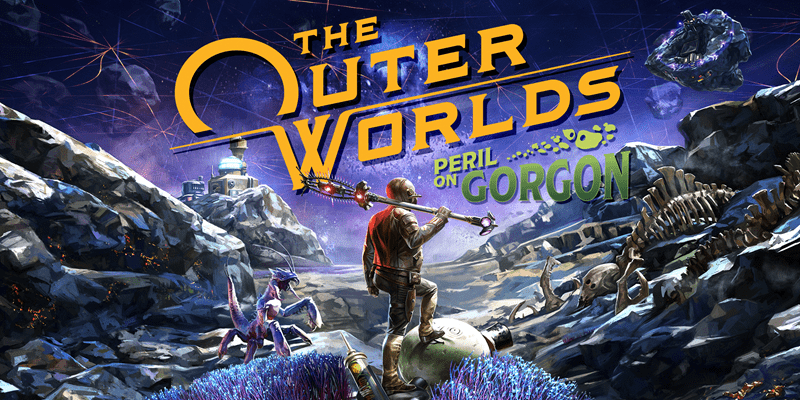 Peril on Gorgon es el primer DLC de The Outer Worlds