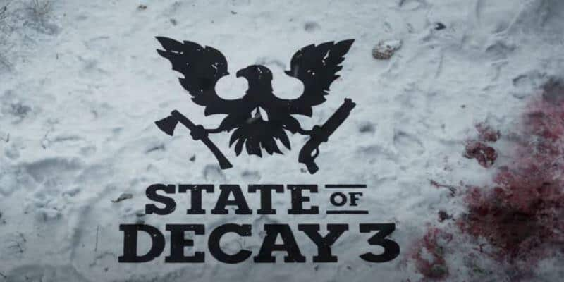 State of Decay 3 anunciado para Xbox Series X y PC