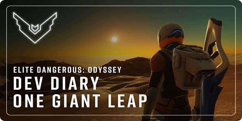 Así luce la exploración planetaria en Elite Dangerous: Odyssey