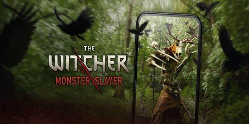 The Witcher: Monster Slayer es el Pokémon Go de CD Projekt Red