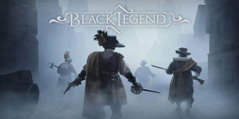 Black Legend es un nuevo Tactical RPG por turnos