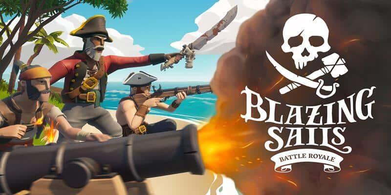 Ya está disponible Blazing Sails: Pirate Battle Royale 🏴☠🌊