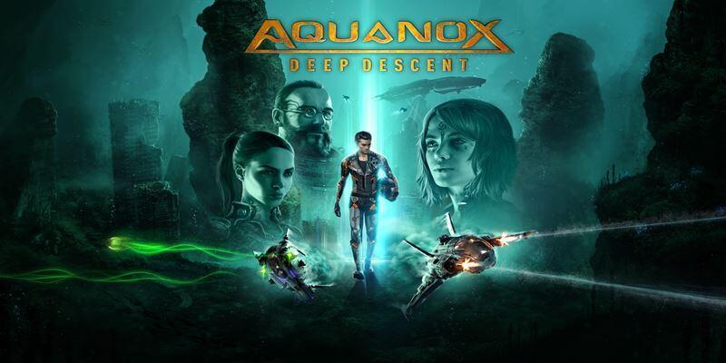 Análisis [Review] Aquanox: Deep Descent