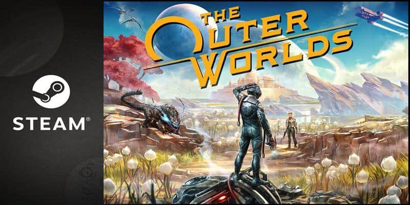 The Outer Worlds y The Outer Worlds: Peligro en Gorgona llegan a Steam
