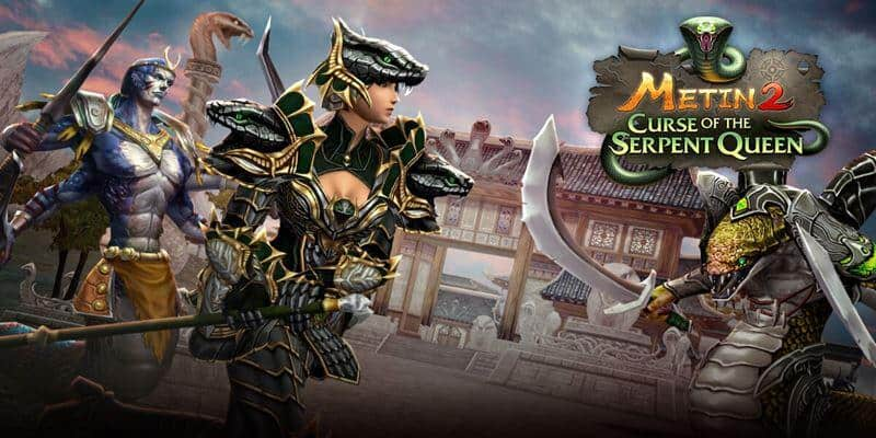 "El MMO Metin2 anuncia la actualización ""Curse of the Serpent Queen"""