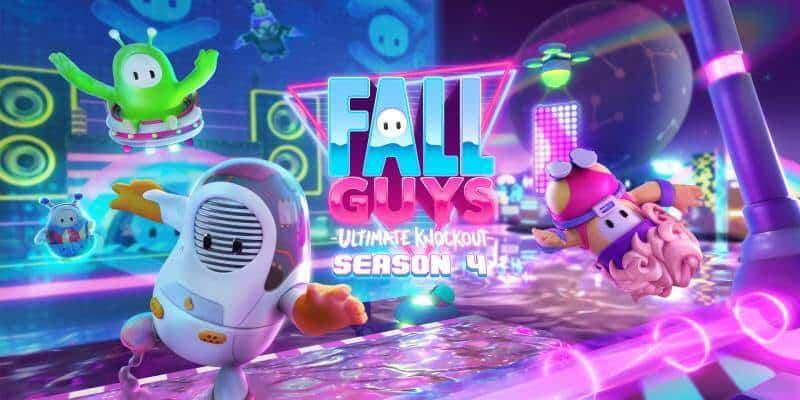 Ya está aquí la Temporada 4 de Fall Guys: Ultimate Knockout